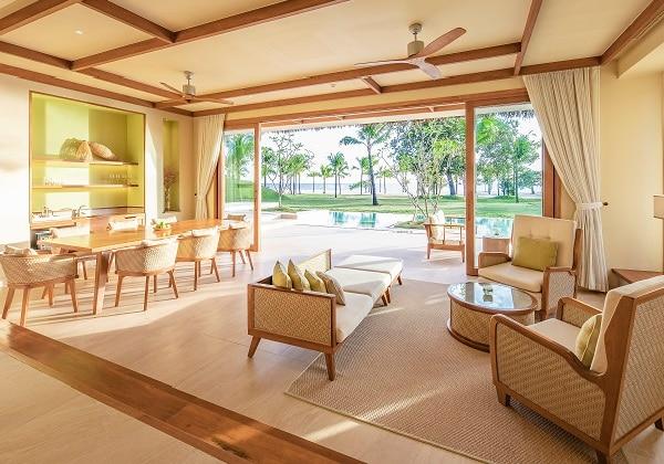 Pool Villa Ocean View 2 Bedrooms