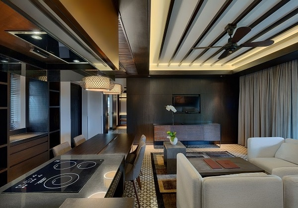 1-Bedroom Ocean Front Residence