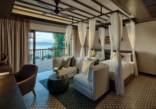 2-Bedroom Ocean Front Residence
