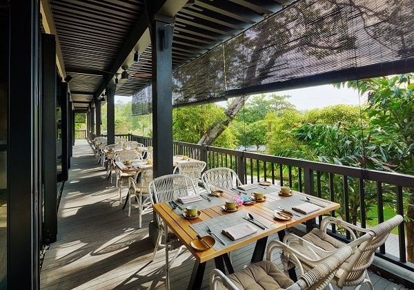Ocean Reflection Restaurant