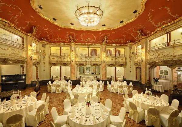 Boccaccio Ballroom.