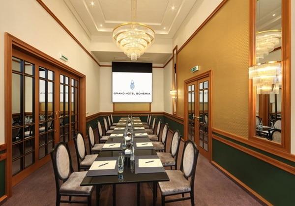 Bohemia meeting room.