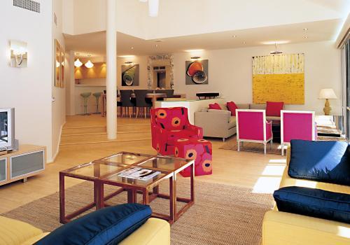 Split-level Luxury Villas
