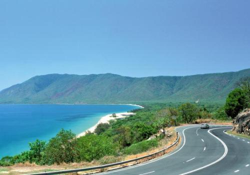 Coral coast scenic drive