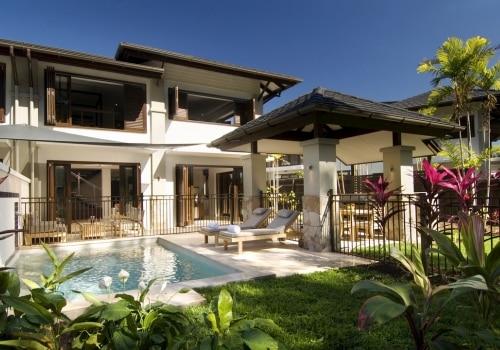 Swimout Villa Garden