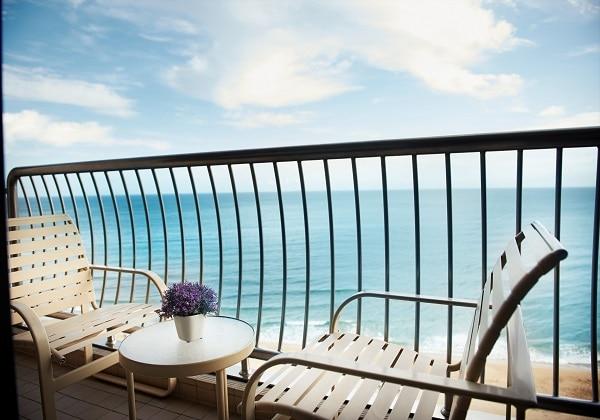 Main Ocean terrace Double