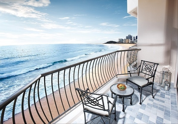 新館Annex Ocean terrace Double 03