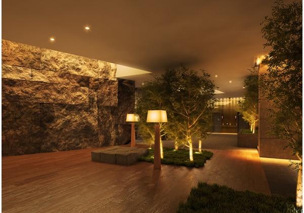 Lobby on 30th Floor
