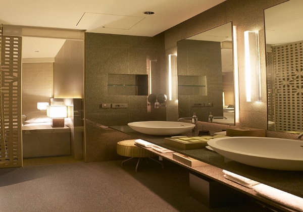 Park Room Bathroom