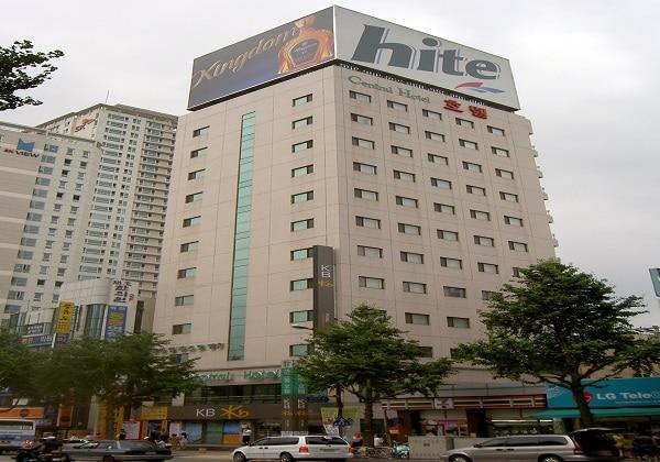 CentralHotel