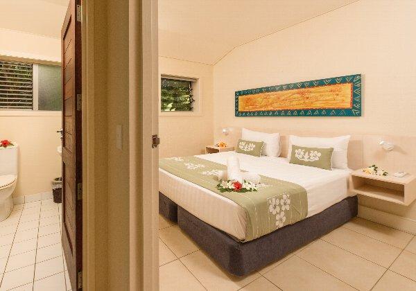 ビーチフロント2ベッドルーム