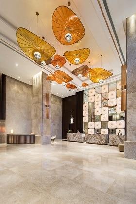 Inya Wing Lobby