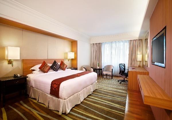 serviced suite