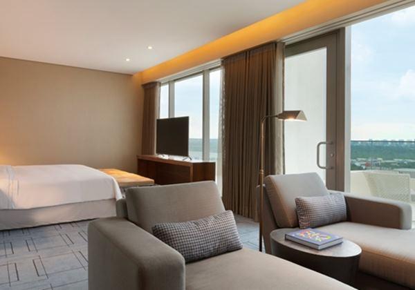 1 King Bed 1 Bedroom Presidential Suite