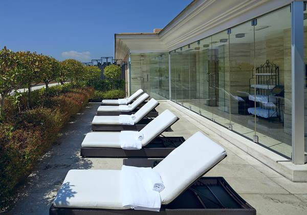 Solarium on Roof Top