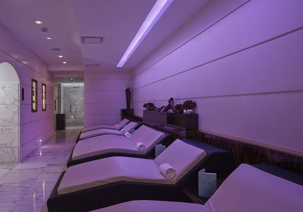 AQVA City SPA relaxing area