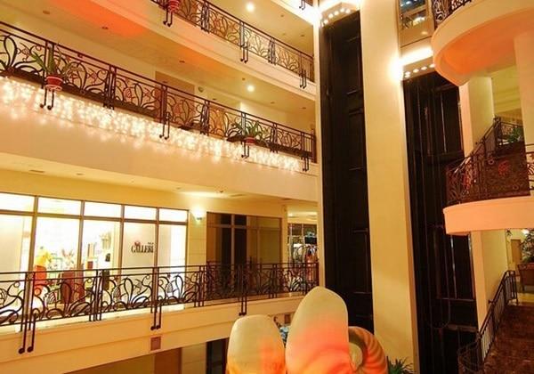 パレイシア ホテル パラオ