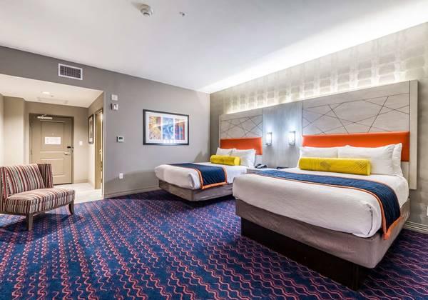 Double Queen Larger Room