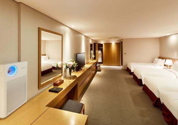 Quad Room 2