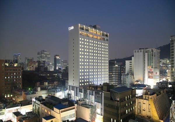 ソラリア西鉄ホテルソウル