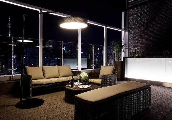 Roof Top Bar