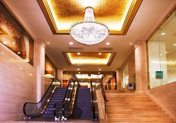 セジョンホテル(世宗ホテル)