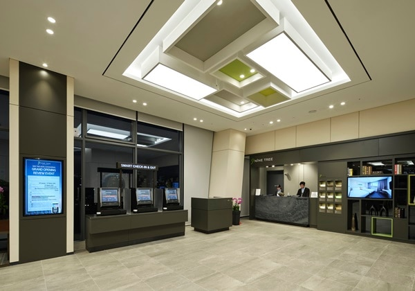 3F Lobby