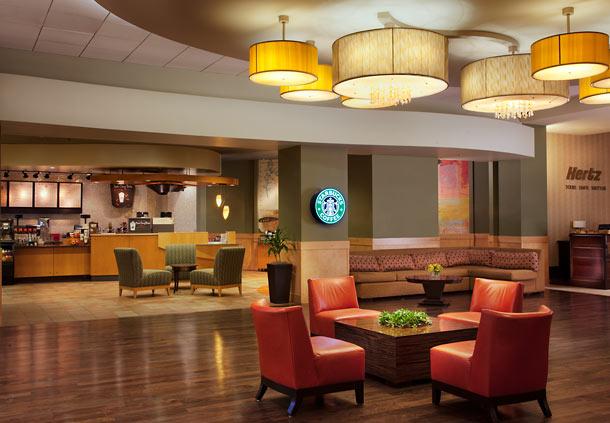 Starbuck's Café & Lounge