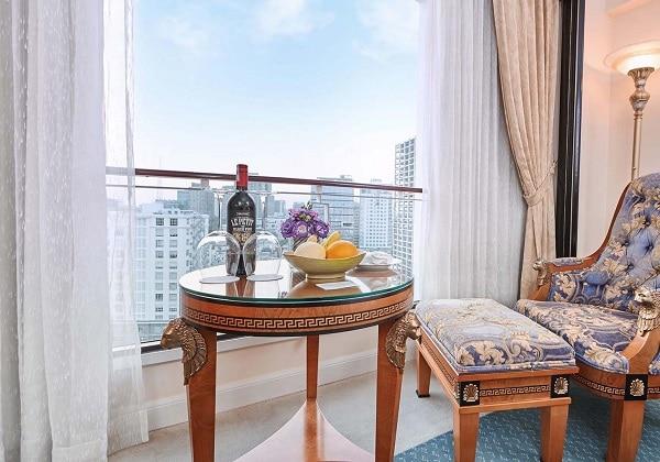 Executive City View