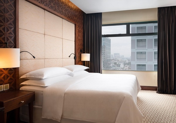 Grand Tower Junior Suite - Bedroom