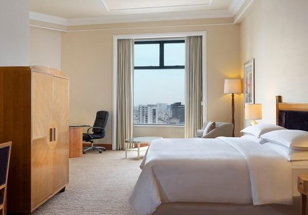 Presidential King Suite - Bedroom
