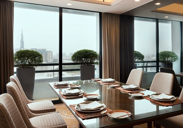 Grand Tower Presidential Suite - Dining