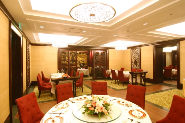 中国料理「白玉蘭」