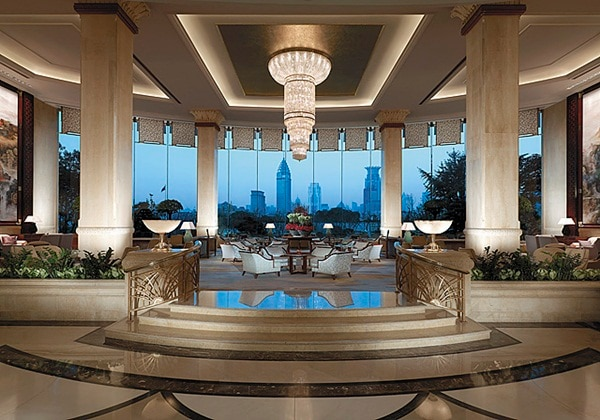River Wing Lobby