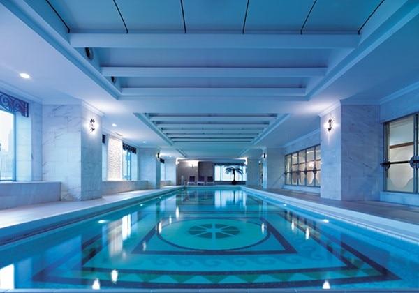 Swimming Pool, River Wing