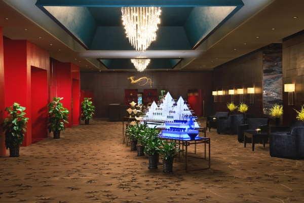 Jade Ballroom - Foyer 翡翠宴会厅前厅
