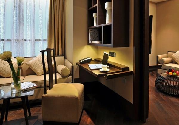 Premier Room Living Area