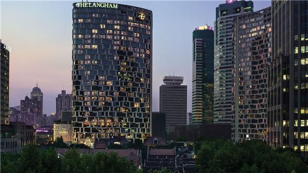 ランガム 上海 シンティエンディ/上海新天地朗廷酒店