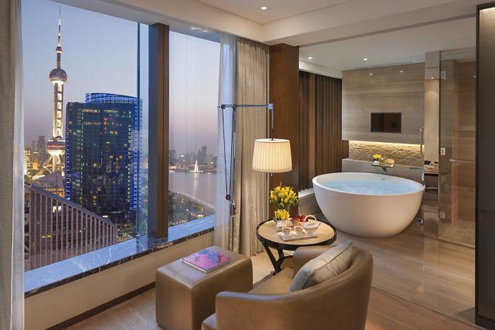 mandarin river view room