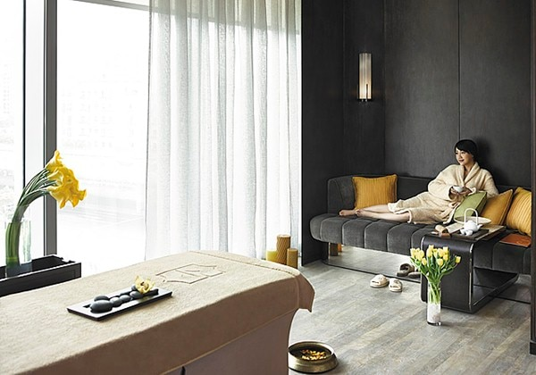 CHI, The Spa Treatment Room