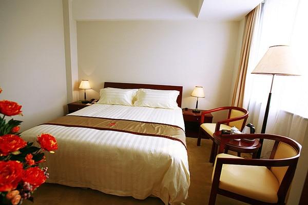 ダブルベッドルーム一例