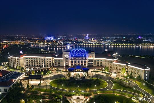 Shanghai Disneyland Hotel