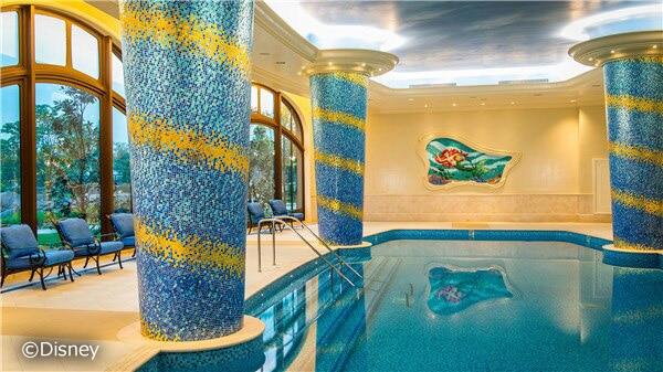 King Triton's pool
