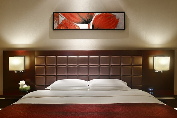 Standard KING bed room