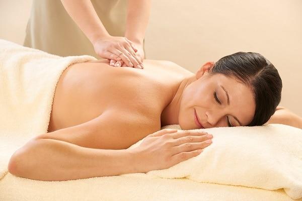 The Fullerton Spa (Massage)
