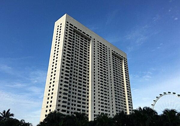 リッツカールトンミレニアシンガポール