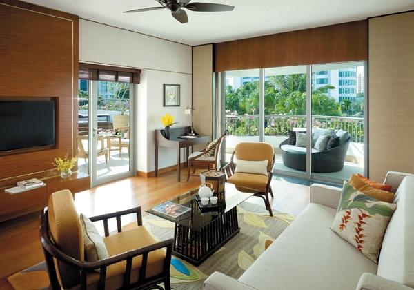 Garden Wing Premier Balcony Suite - Livi