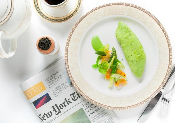Asparagus Omelette (Breakfast) - 1 MB