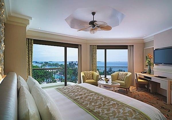 Terrace Pool View Room