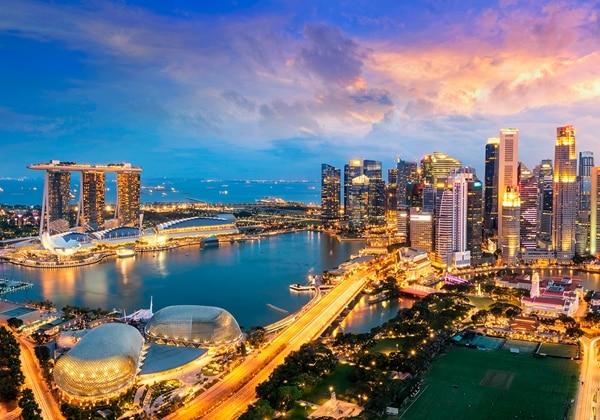 Around Marina Bay Sands 4